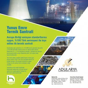 Adularya Energy Magazin Ad